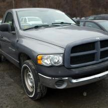 Discounted 2005 DODGE RAM 1500 S 4.7L