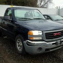 Donated 2006 GMC SIERRA C15 4.3L