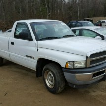 Donated 1999 DODGE RAM 1500 5.2L