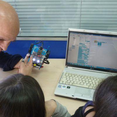 cursos de robótica para niños