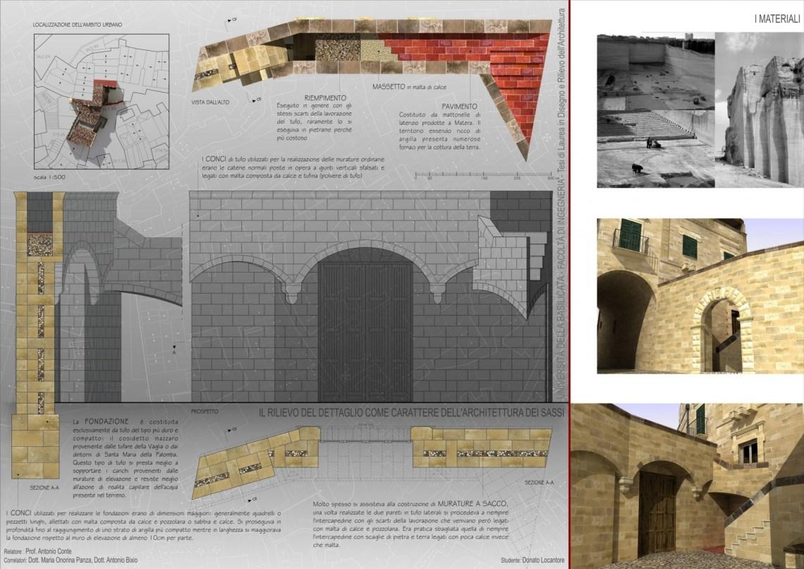 Sassi (materiali) rendering