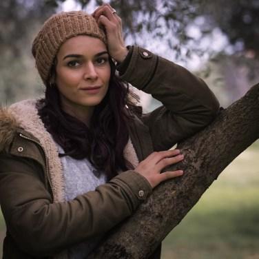Ritratto Laura - foto di Donato Locantore - Officine fotografiche Roma