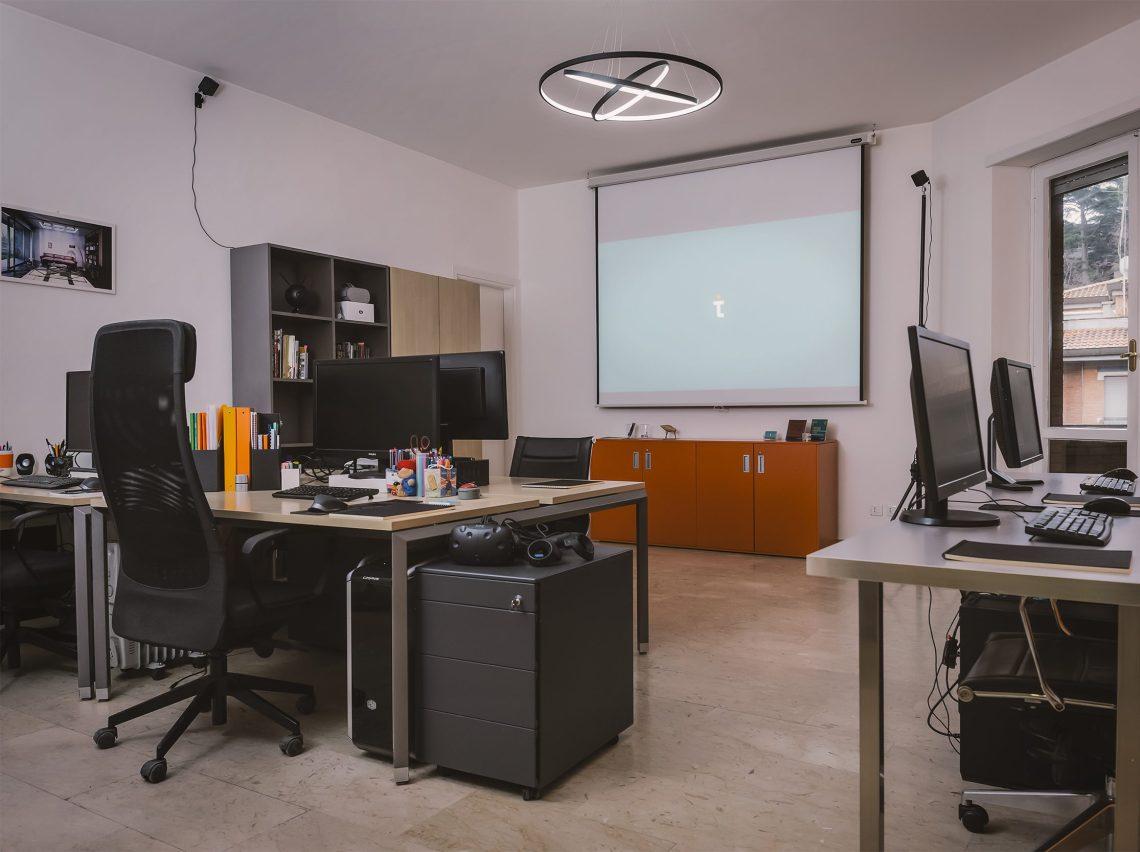 Scuola di modellazione e rendering 3D - TIC Media Art Roma