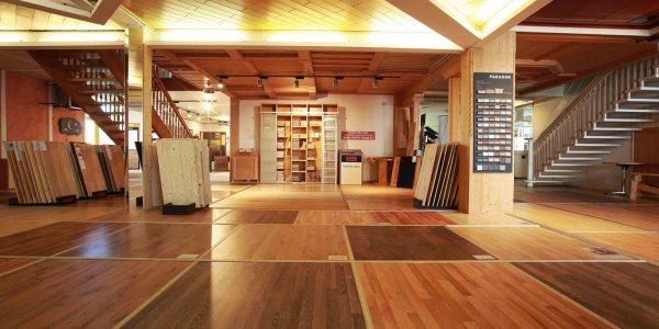 Ausstellung Böden Ingolstadt