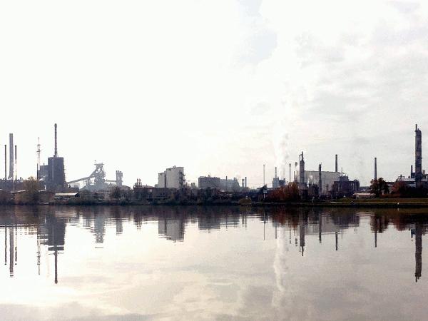 Die Donau wird als Transportweg, Energielieferant, und Industriestandort genützt. Die VÖST-ALPINE AG wurde 1995 gegründet. Das Unternehmen entstand aus dem 1946 gegründeten Stahlkonzern VÖST, ( Teil der verstaatlichten Industrie Österreichs). Mit Hauptsitz in LINZ ist die VÖST-ALPINE AG in über 60 Ländern vertreten.