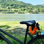 Mit dem Fahrrad von Melk nach Krems