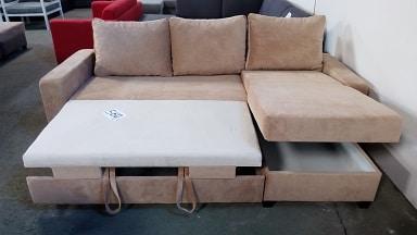 sofa chaise longue cama crema 2