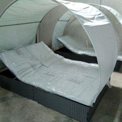 Двухместная садовая кровать - Paraíso