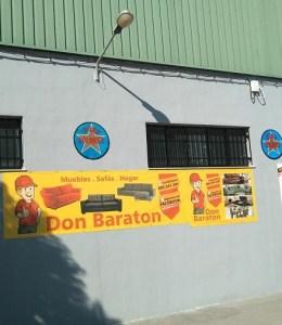 Tienda de muebles Don Baraton - Dolores (Alicante)