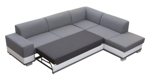 Cama de sofá rinconera con cojines - Barbados