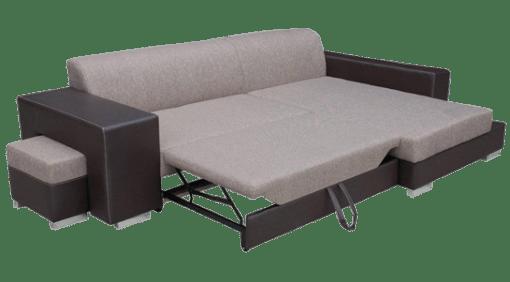 Cama extensible de sofá chaise longue - Santa Monica