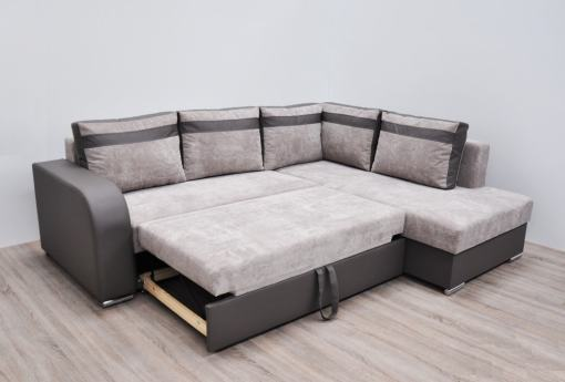 Cama de sofá rinconera moderno - Bologna