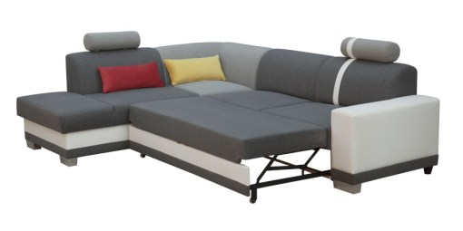 Pull-out Bed. Corner Sofa - Fiji