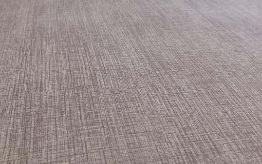 Textura de la tela. Sofá con asientos deslizantes. Chaise longue izquierda. Color marrón - Gothenburg