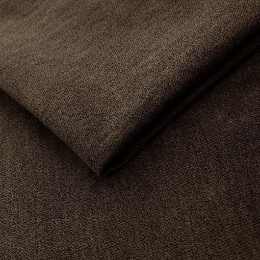 """Мягкая, """"плюшевая"""" ткань коричневого цвета. Диван-кровать в скандинавском стиле - Halmstad"""
