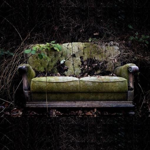 Retirada de muebles viejos y sofás viejos