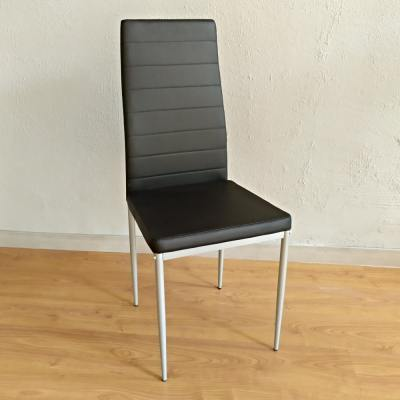 Chair Upholstered in Faux Leather – Biar