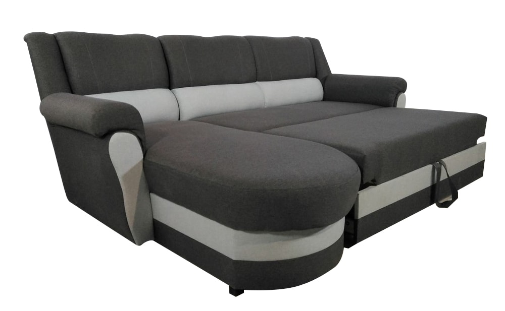 Chaise Longue Sofa Bed With High Backrest Parma Don Baraton