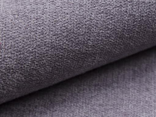 Tela color gris (Rico 12). Sofá cama Lorca