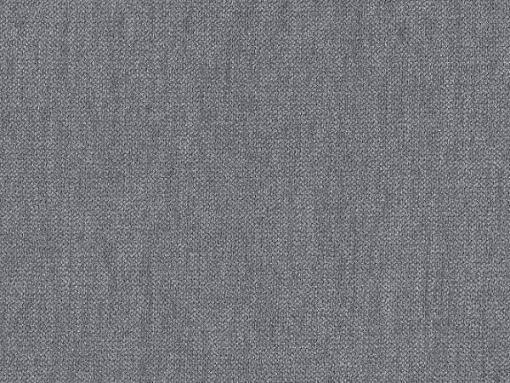 Tela gris claro Soro 93 de cama de cama con patas, luces LED, 160 x 200 modelo Barbara