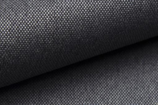 Тёмно-серая износостойкая синтетическая ткань модели Parma