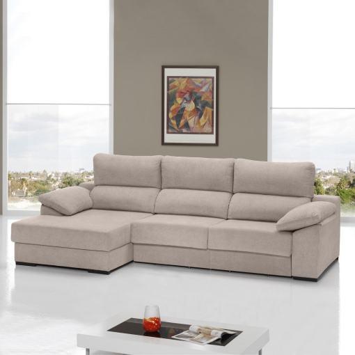 Asientos no extraídos. Sofá cama con asientos deslizantes Alicante