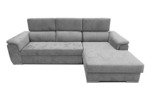 Confort superior. Sofá chaise longue cama modelo Hamburg