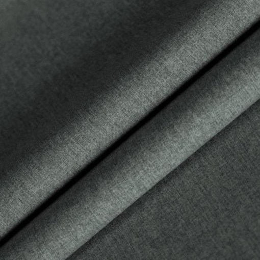 Tela gris Norn 15 de conjunto de sofá cama y un sillón - Karlstad