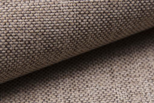 Light Brown Synthetic Fabric of the Padua Sofa
