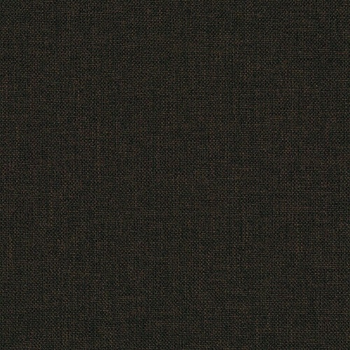 Dark Brown Fabric of the Small Chaise Longue Sofa York