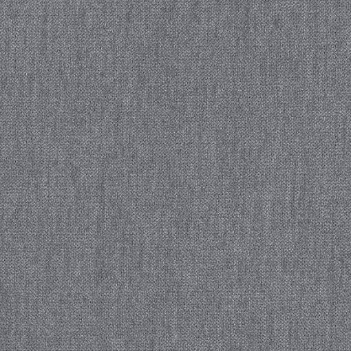 Tela gris Soro 93 de sofá rinconera en U convertible en cama con arcón - Copenhagen