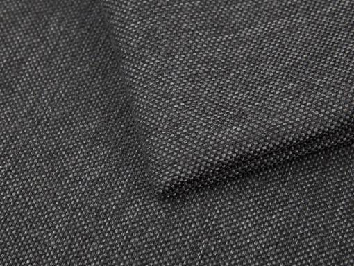 Dark grey fabric Inari 94 of the Toronto U-shaped sofa