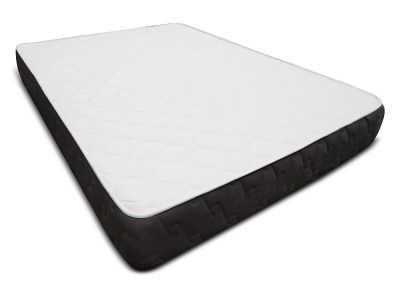 Graphite Memory Foam Mattress - Grafitech - 135 x 190 cm