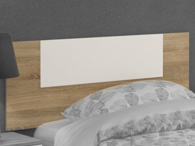 Inexpensive Wall Mounted Headboard for Single Bed - 110 cm - Rimini