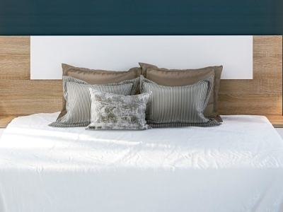 Inexpensive Wall Mounted Headboard for Double Beds up to 160 cm – Rimini