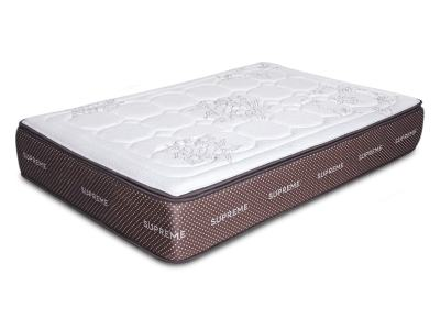 "90 x 190 cm Standard Double Memory Foam Mattress with High Density Foam Core ""Eliocel"", 30 cm - Sleepex"