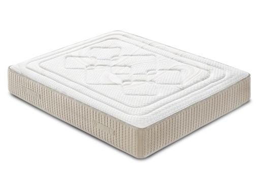 Colchón viscoelastico matrimonial gama alta con nucleo de HR, 150 x 190 cm - Viscoalto
