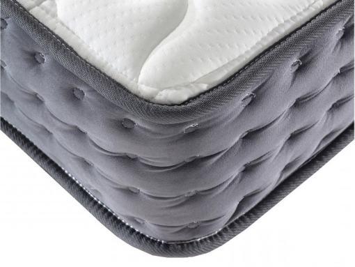 Thickness 24 cm. Pocket Spring Mattress - Silenso