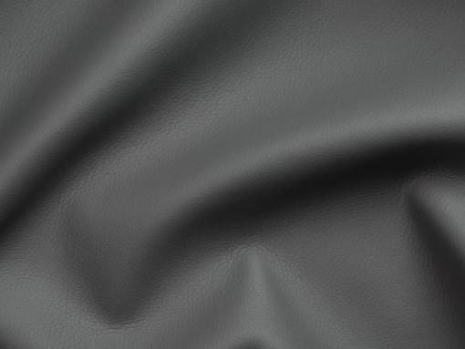 Piel sintética color gris del sofá rinconera modelo Hamilton