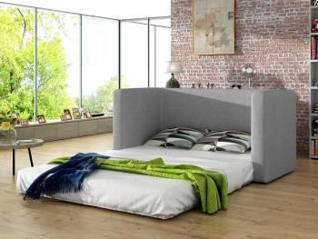 Modo cama. Sofá cama 2 plazas económico modelo Oxford