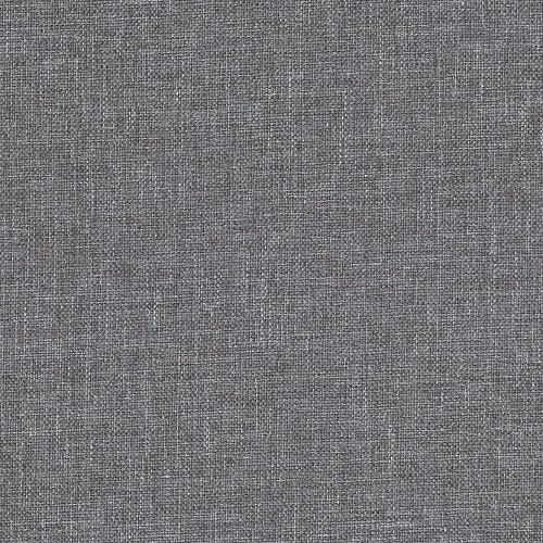 Светло-серая ткань компактного углового дивана-кровати York