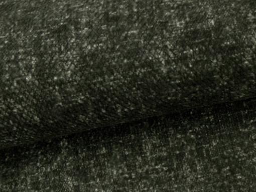 Tela color gris oscuro (Westa 11) del sofá modelo Reims