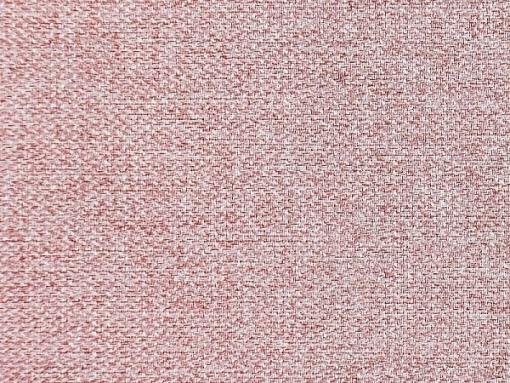 Pink fabric of the Monaco living room set