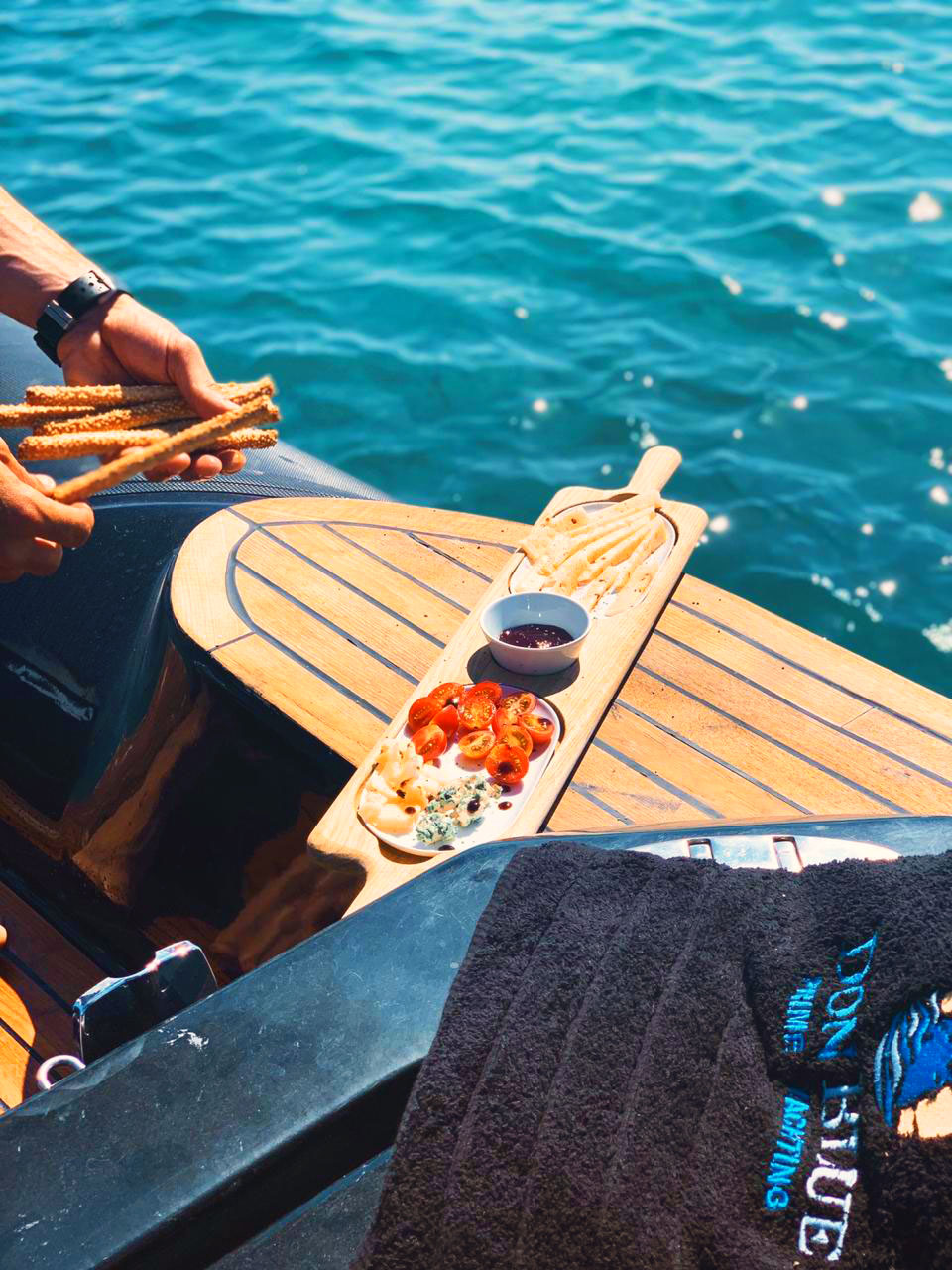 Brunch Experience - Don Blue Boat Rental Services- Don Blue - Mykonos Paros Athens
