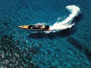 Athens Riviera - Aigina Private Boat for rent - Don Blue Yachting - Technohull Sea DNA 999