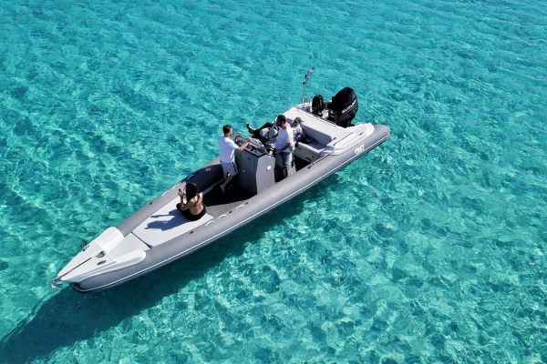 Mykonos Private Boat for rent - Don Blue Yachting -  NIREAS FOST OBSESSION 860 Benzin