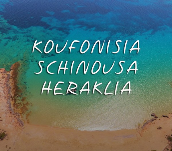 Private Day Cruise to Koufonisia - Schinousa - Heraklia | Donblue.gr