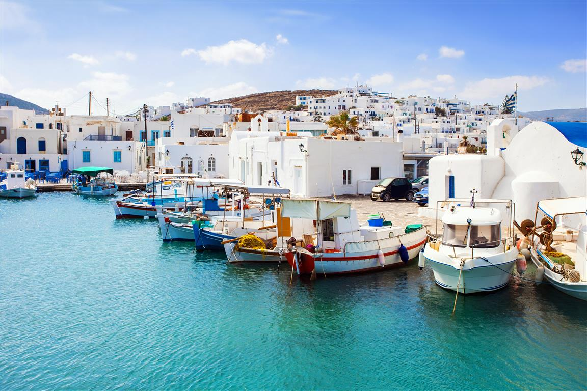Mykonos - Paros Private Boat Cruise