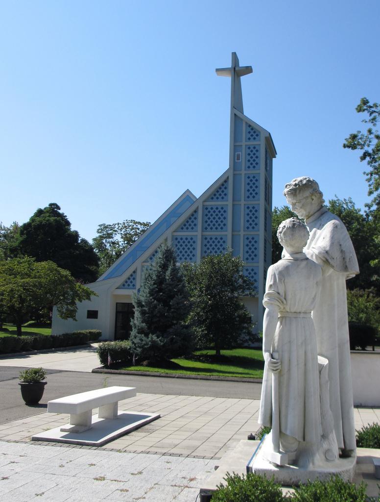 National Shrine to Mary, Help of Christians - Stony Point, NY