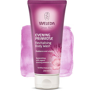 Weleda Evening Primrose Revitalising Body Wash